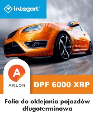 Integart - folie samochodowe Arlon
